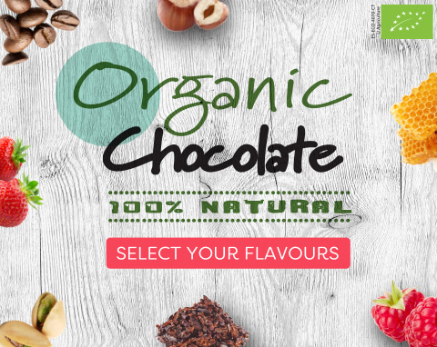 Organic Chocolate Hand Made in Spain
